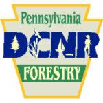 Pennsylvania DCNR Forestry Logo