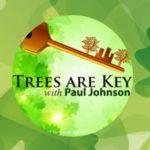 screenshot of flyer for Trees Are Key webinar