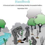 screenshot of Urban Riparian Buffer Handbook cover