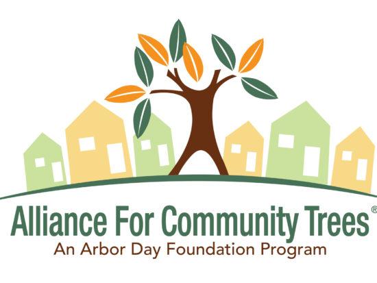 Logo for the Alliance for Community Trees