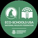 Logo EcoSchools USA National Wildlife Federation