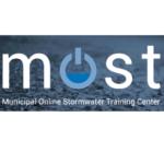 municipal online stormwater training center logo